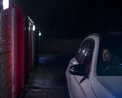 rainy nights (adamtambaro) Tags: nikon3400 nikon nightime night nightshoot england london light londonstreets londontown lights love family rainy rain red reflection