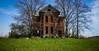 (Rodney Harvey) Tags: abandoned brick house darke county ohio rural decay spooky architecture
