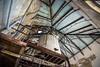 kettle up (primemundo) Tags: abandoned kettle brewery abandonedbrewery neuweiler allentown rusty lookingup up