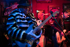 Jellybean Johnson 20180215-DSC05979 (Rocks and Waters) Tags: guitar guitarist music rockmusic bluesmusic club jukejoint nightlife sonyalpha zeiss batis batis225 a7rii red blue sonnartfe1855