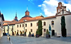 ALCALA DE HENARES MADRID 7757 27-1-2018 (Jose Javier Martin Espartosa) Tags: alcaladehenares wordheritagesite patrimoniodelahumanidad madrid españa spain
