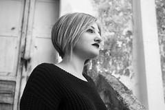 Portrait (Martina Monti Condesnitt) Tags: portrait portraitpage portraitperfection portraits portraitmood girl girls italiangirl ritratto ritrattista ritrattistica biancoenero bicolore