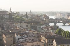 Florence (cindaplayer) Tags: florence travel adventure cityscape skyline afternoon sunset mist haze sunny