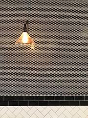CityWestPlace, Houston, Texas, 2018 (Mabry Campbell) Tags: iphone tile february light wall usa texas houston citywestplace interior simple minimal 2018 fav10 fav20