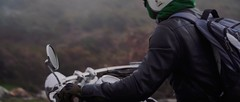 Winter Ride 2018 - 07 (Fabio MB) Tags: winter ride trip tonup café racer moto motorcycle cold mountain nature tracker bobber portugal road crew freedom escape