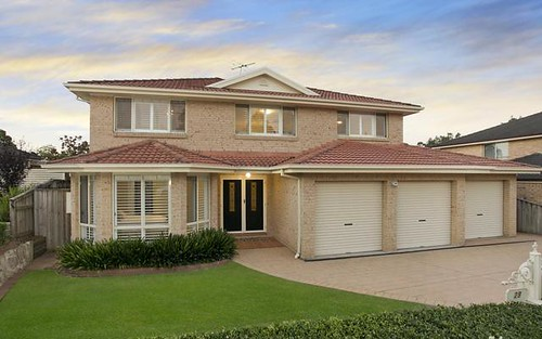 29 Carlisle Cr, Kellyville NSW 2155