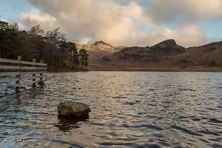 Morning in Lake District