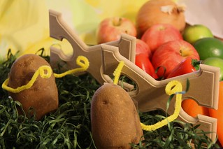 X is for Xenophobic Potato Firsters