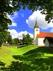 Karksi-Nuia, Viljandi County, Estonia. St. John's Church (dimaruss34) Tags: newyork brooklyn dmitriyfomenko image sky clouds estonia svetlanafomenko trees ruinsofviljandicastle ruins grass church stjohnschurch