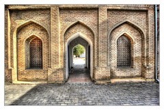 Qoʻqon UZ - Khan's Palace 04 (Daniel Mennerich) Tags: silk road uzbekistan kokand history architecture hdr qoʻqon