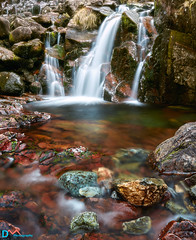 Stickle Ghyll Waterfall (Dave Massey Photography) Tags: stickleghyll waterfall langdale cumbria lakedistrict
