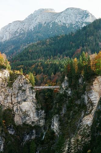 Bavarian Landscape surrounding Schwangau