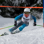 2018 Tyee Cup - Thomas Hung (Grouse Tyee) in the Men's GS PHOTO CREDIT: Chris Naas