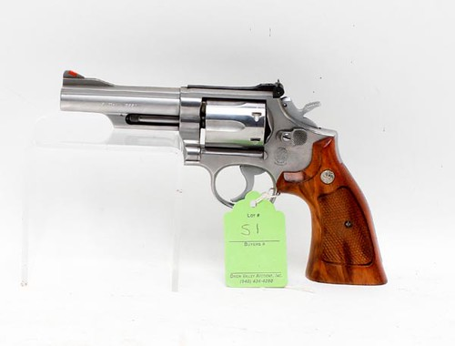 Smith & Wesson Model 66-1 357 mag. Revolver ($756.00)