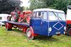 1953 Leyland Prototype (HVS 474) 3500cc - Ashby Festival of Transport - Moira Furnace June 2017 (anorakin) Tags: 1953 leyland prototype hvs474 3500cc ashbyfestivaloftransport moirafurnace june 2017