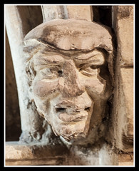 Donald Trump Grotesque (veggiesosage) Tags: southwell southwellminster nottinghamshire aficionados gx20 grade1listed cathedral minster