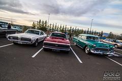 Cougar, Camaro and Bel Air (B&B Kristinsson) Tags: krúsercarclub krúser krúserkvöld cruisenight reykjavik iceland