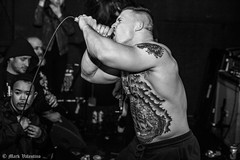 Harms Way @ Saint Vitus Bar 2/20/18 (Mark Valentino) Tags: queensway vein ringworm harmsway brooklyn saintvitus bar hardcore canon canonphotography concertphotography concert livemusicphotography livemusic live music musicphotography teamcanon 5dmarkiii