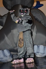 NordicFuzzcon 2018 012 (finbarzapek / SeanC) Tags: nordicfuzzcon nordic fuzzcon fuzz con 2018 fursuit fursuits furry furries convention stockholm sweden animal costumes
