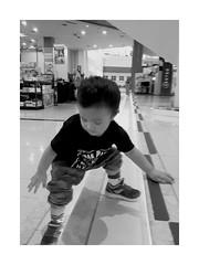 keep balance (andangkosasih) Tags: kid boy baby children