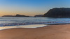 Early Morning Seascape (Merrillie) Tags: daybreak sunrise headland australia newsouthwales smooth uminabeach sun blue morning ocean sea umina landscape earlymorning nsw sky seascape waterscape nature water dawn