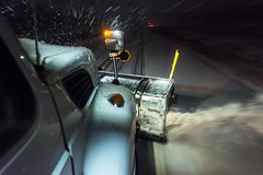 @20180112-D5 PlowingUS33-86 (OhioDOT) Tags: district5 odot plow ridealong route33 salt six snow storm plowing truck