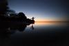 silhouette yoga.. (paul.wienerroither) Tags: silhouette yoga girl pose sunset beautiful ocean oceanlove water colors blue sky reflection nature hawaii kauai hi travel travelphotography photography canon wideangle anini beach paradise light lightanddark island pacific seascape