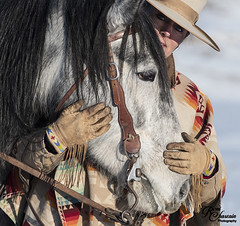 CodyWU_012318_1339 (Roni Chastain Photography) Tags: horses wyoming thehideoutranch wranglers big sky snow winter horse ridershorses west westernwear western