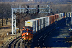 End of a Baring era: almost.. (Zeolite C O) Tags: bnsf santafe baring missouri searchlightsignals nemissourifoamers