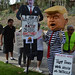 San Diego Arrests Trump