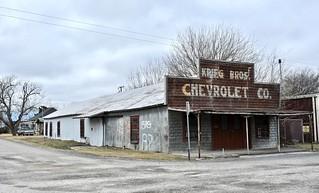 Kreig Bros. Chevrolet Co. - Thrall,Texas