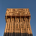 BBPR, architects: torre velasca, milano 1950-1958. sunset