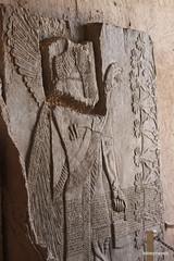 Nimrud Palace (4).jpg (tobeytravels) Tags: assyrian palace kalhu calah levekh zigararat lamassu throneroom shalmaneser ashurnasirpal layard stele nabu enli unesco