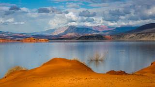 Sand Hollow State Park, Utah