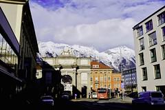 Mitten in Innsbruck