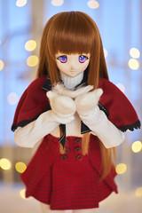 Winter Love 04 (jacksonlife) Tags: マリコ dd dollfiedream doll dollfie sadol volks