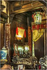 455-  DETALLE DE LA CASA DE TAN KY - HOI AN - VIETNAM (--MARCO POLO--) Tags: edificios casas curiosidades exotismo ciudades rincones