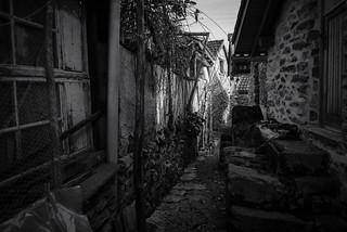 Streets of Tendrasca (Ticino)