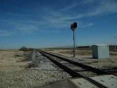 Train Tracks (JohnTL) Tags: train traintrack arizona sky bnsf railroad railway amtrak union pacific