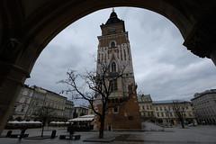 XE3F7349 (Enrique R G) Tags: torredelayuntamiento townhalltower wieża ratuszowa cracovia cracow krakow poland polonia fujixe3 fujinon1024