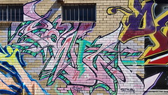 Portl... (colourourcity) Tags: streetart streetartaustralia streetartnow graffitimelbourne graffiti melbourne burncity awesome colourourcity nofilters original portl pawtl twe 318 tmp tmps