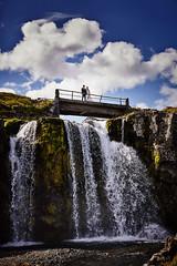 Anjo & Patrick (LalliSig) Tags: wedding photographer iceland people portrait portraiture snæfellsnes summer july kirkjufellsfoss