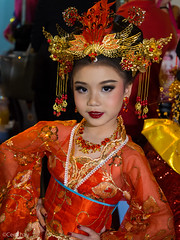 Little Miss Chiang Mai (Never.Stop.Searching.) Tags: chinesenewyear beautycontest chiangmai festivals girl newyear thailand costume