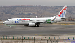EC-IDA LEMD 10-01-2018 (Burmarrad (Mark) Camenzuli Thank you for the 10.3) Tags: airline air europa aircraft boeing 73786q registration ecida cn 32773 lemd 10012018