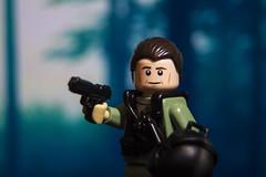 Pilot Down (LegoInTheWild) Tags: moc afol lego minifigure sidan brickarms army