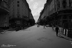 Rythm of Buenos Aires (Max (von A)) Tags: street buenosaires argentina nikon city urban blackwhite travel people architecture excellent