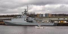 HMS FORTH  P222 (fordgt4040) Tags: coastal clyde nikon nikond750 nikkorlens royalnavy hms navy naval patrolboat nautical warship navalvessel scotland westofscotland marine sea baesurfaceships hmsforth scotstoun glasgow