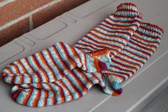 IMG_4376 (gis_00) Tags: knitting 2018 socks hand knitted handmade