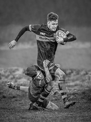 Tackled Edited (Chris Willis 10) Tags: rugbymoore sport men people outdoors competition obstaclecourse action mudrun strength adult males competitivesport blackandwhite muscularbuild nature athlete playing youngadult caucasianethnicity running rugby
