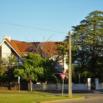 Swan Hill. English style gable house built in 1930 by the widow of a wealthy grazier Thomas Chisholm. thumbnail